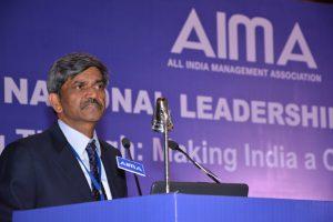 D Shivakumar at AIMA's 2nd NLC