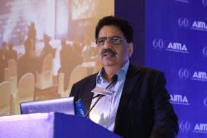 Vineet Nayar addressing 14th National HRM Summit