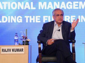 Rajiv Kumar, Vice Chairman, NITI Aayog addressing AIMA's Diamond Jubilee National Management Convention