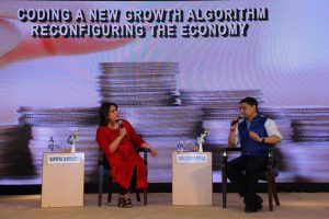 Sanjeev Sanyal in conversation with Supriya Shrinate